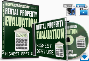 Rental Property Valuation for making profitable, logical decisions