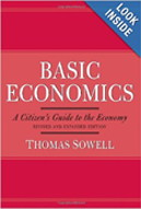 Basic Economics is Scott FladHamer's favorite book by Thomas Sowell