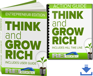 Think and Grow Rich for Real Estate Investors, Landlords, Property Managers
