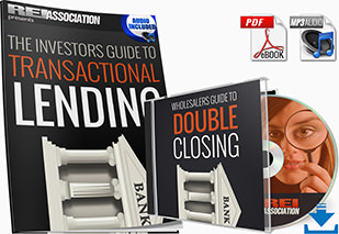 REI Double Closing Transactional Funding course