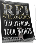 R.E.I.A. president Scott FladHamer Discovers Wealth